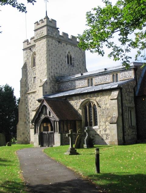 Puttenham Parish Church