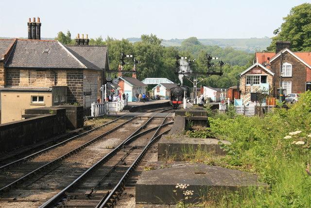 Grosmont Station