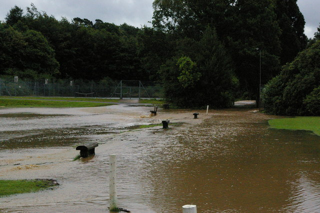 20 July 2007 Flood