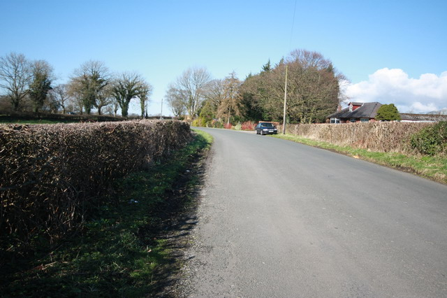 The Old A6 Road