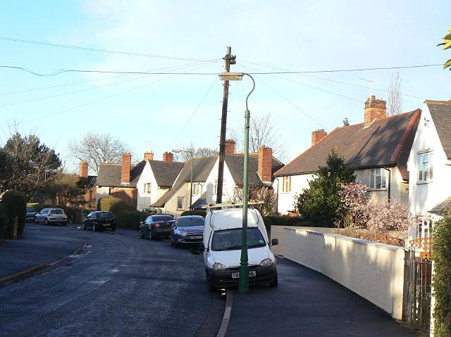 Montfort Crescent