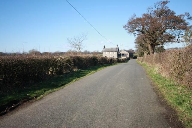 Winder Lane, Forton