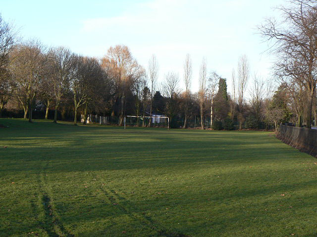 Valley Road Recreation Ground