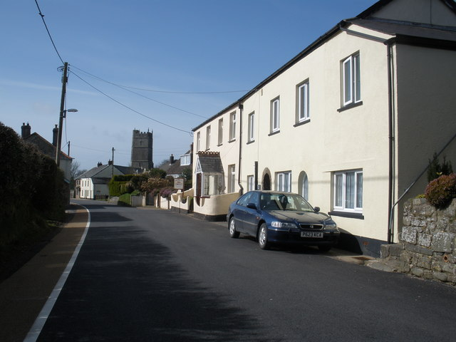 Main Road, Woolfardisworthy