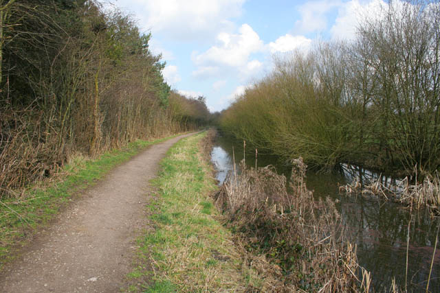The Nottingham Canal