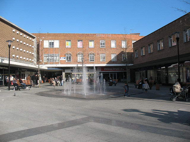 Church Square, Bedford