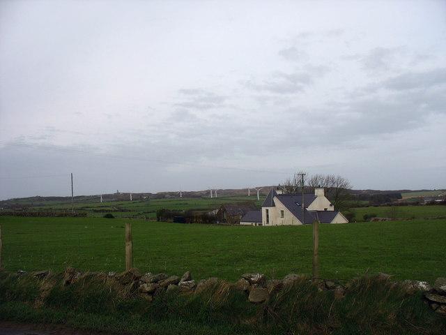 Henblas farmhouse, Penygraigwen
