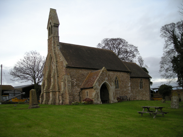 Wheathill - Holy Trinity Church