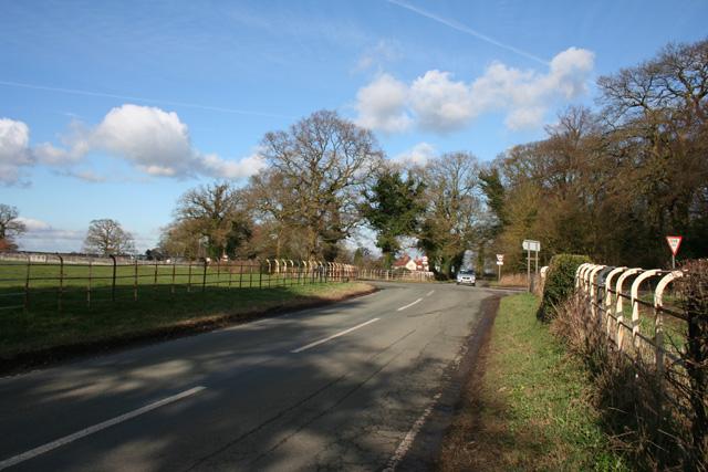 Swanley Lane, Burland