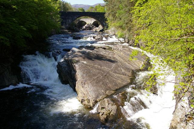 Bridges of Invermoriston