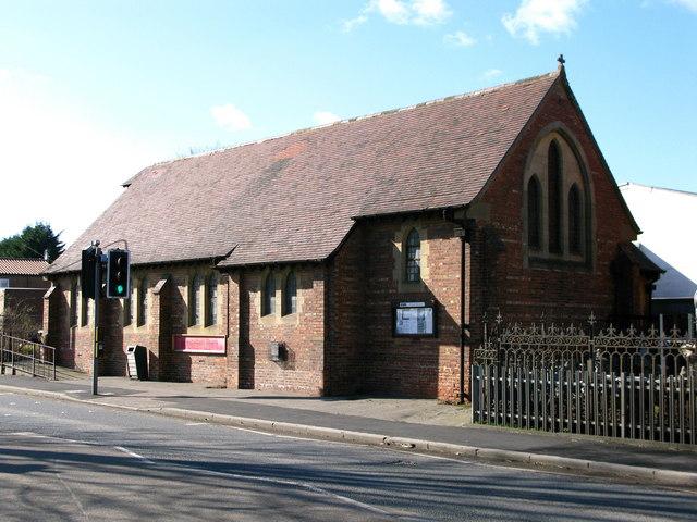 St Augustine's Church & Village Hall.