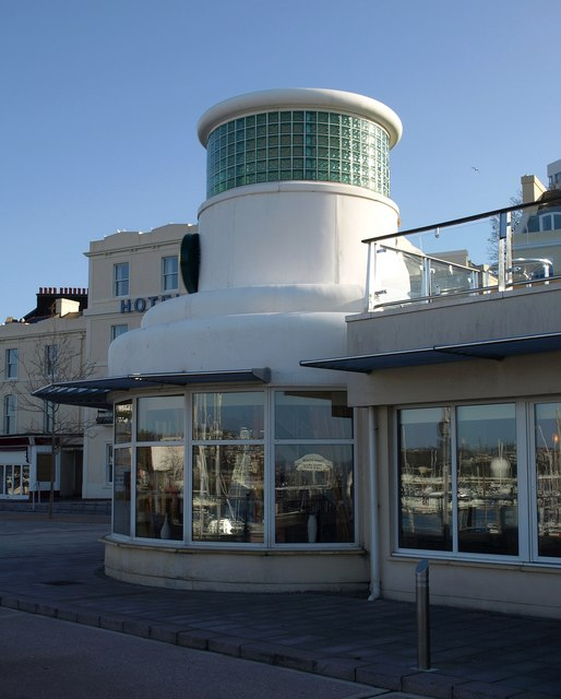 Restaurant, Beacon Quay, Torquay