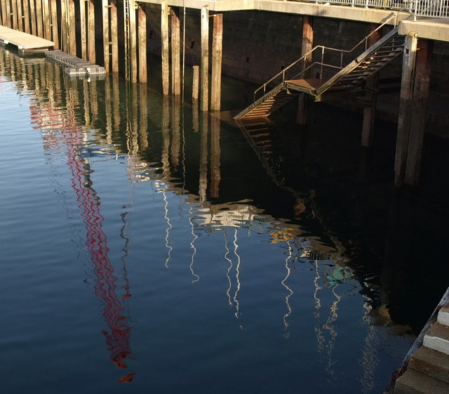 Reflection, South Pier, Torquay