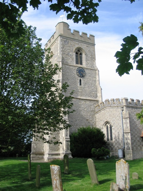 Church Tower, Marsworth Parish Church