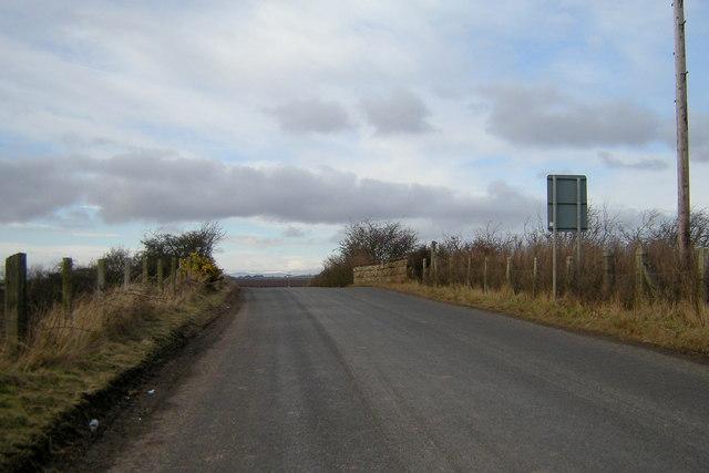 Railway Bridge on the Brunton / Gilchorn Road