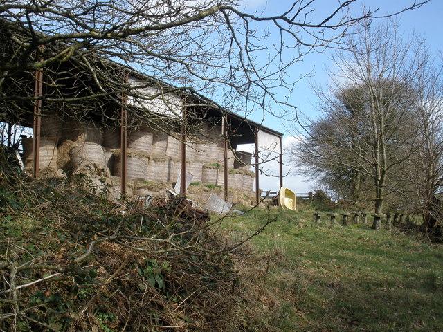 Barn, Binworthy Barton