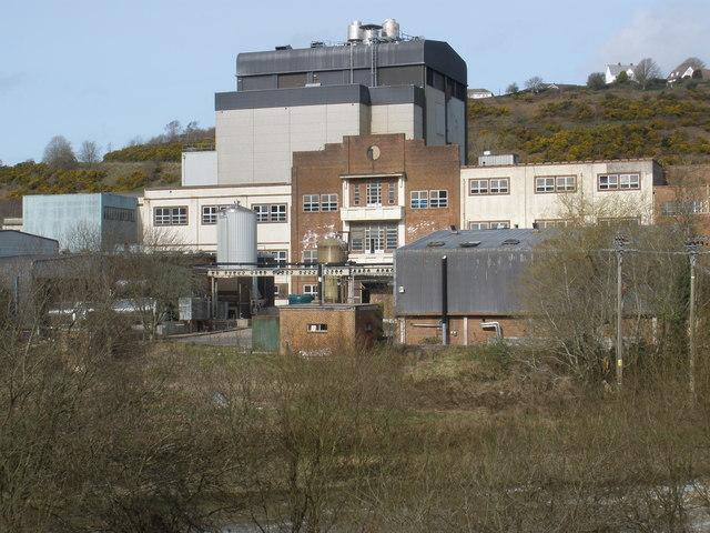 Former Dairy Crest Factory, Great Torrington