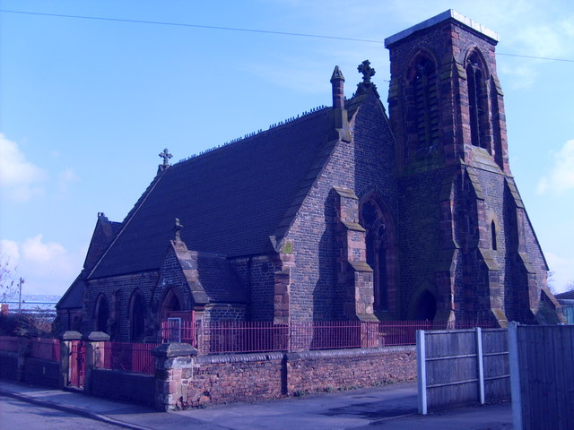 St Anne Willenhall