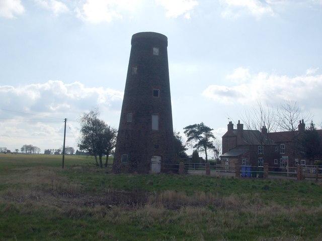 Goole fields Windmill