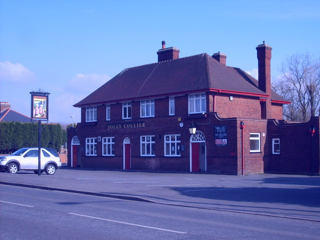 The Jolly Collier