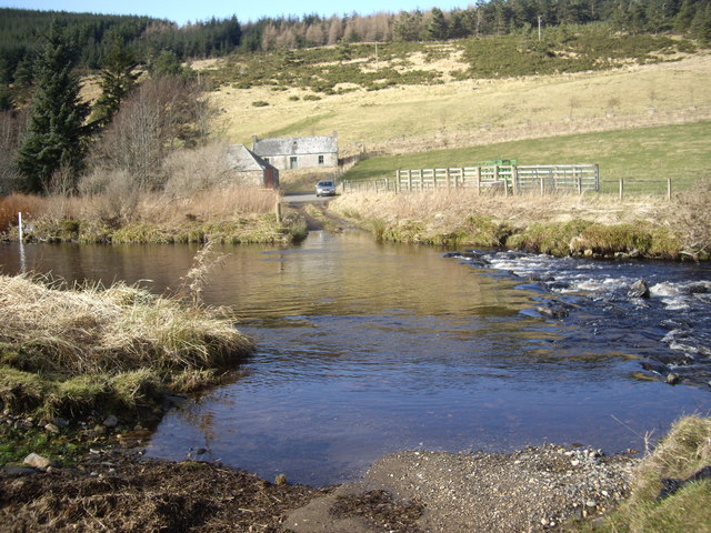 Ford to Mill of Lynebain