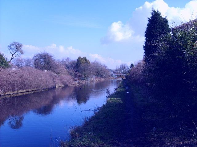 Wyrley Canal
