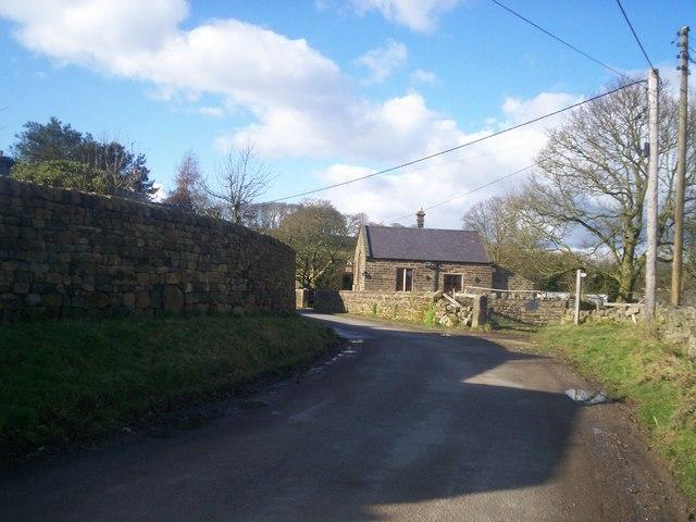 Uppertown, Derbyshire