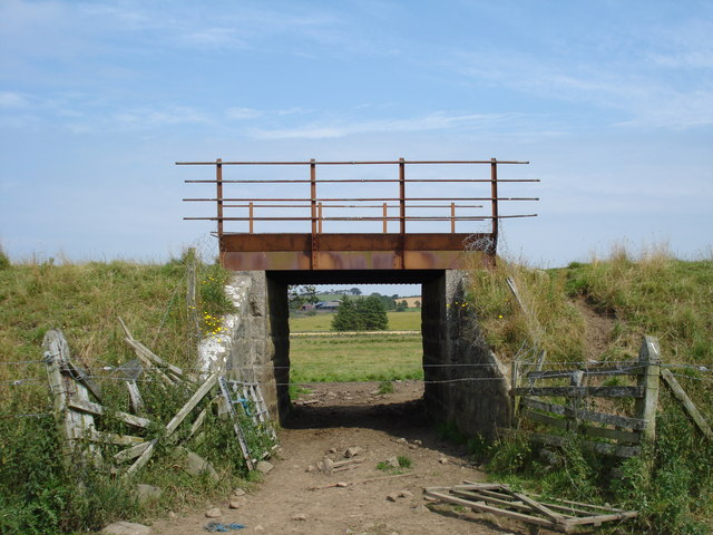 Bridge on F & B Way