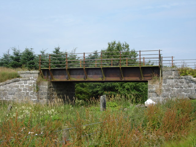 Bridge over the South Ugie Water