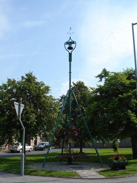 Millennium Bell, Stuartfield