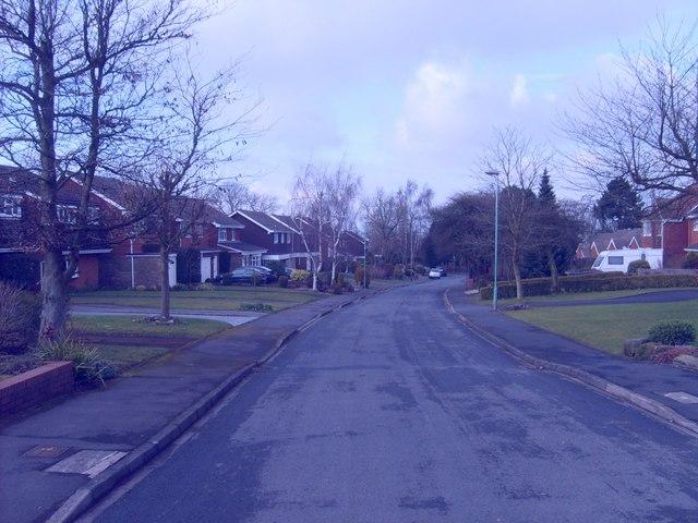 High Park Crescent Scene