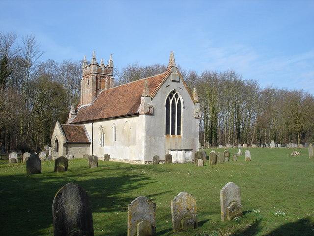 Brightwell Church