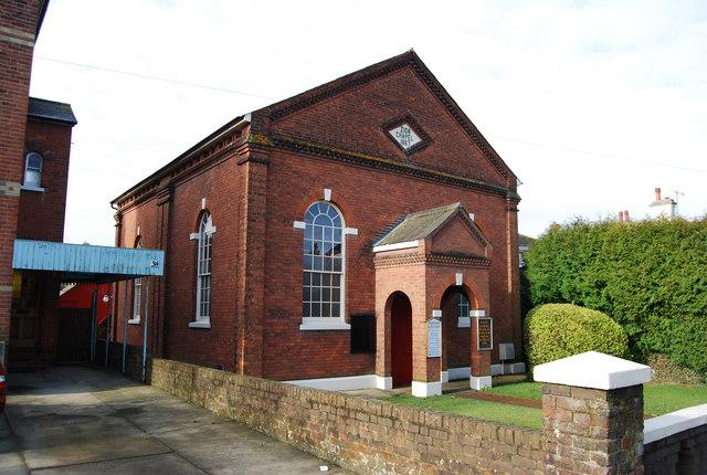 Zion Chapel, Pembury Rd