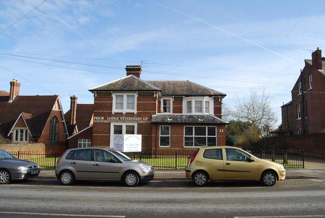Priory Lodge Veterinary Group, Pembury Rd
