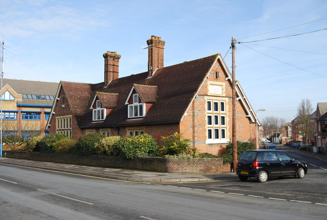 The Old County School for Girls, Pembury Rd
