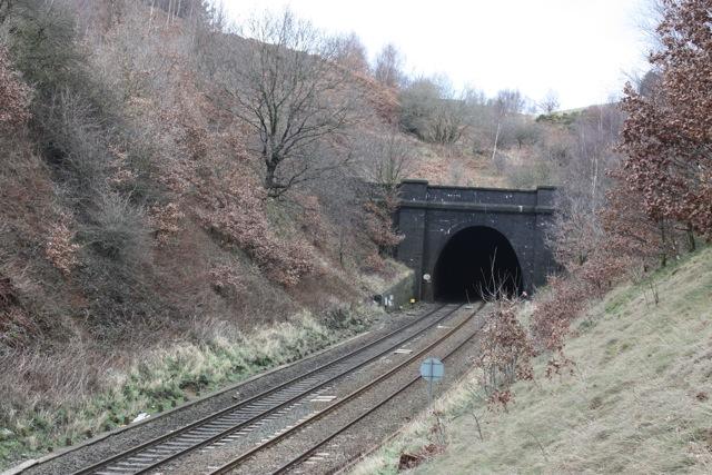 Morley Tunnel South Portal