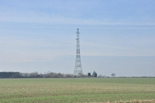 Radio Transmitter, Little Bromley