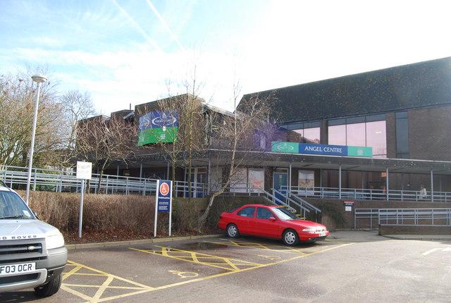 The Angel Centre, Tonbridge