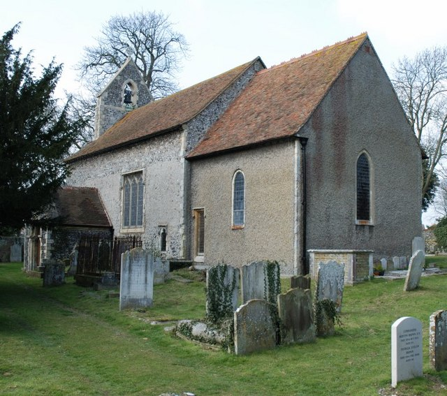 Old St Mary's, Upper Walmer