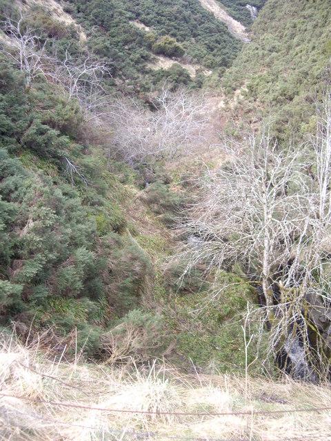 Upstream Linn Burn
