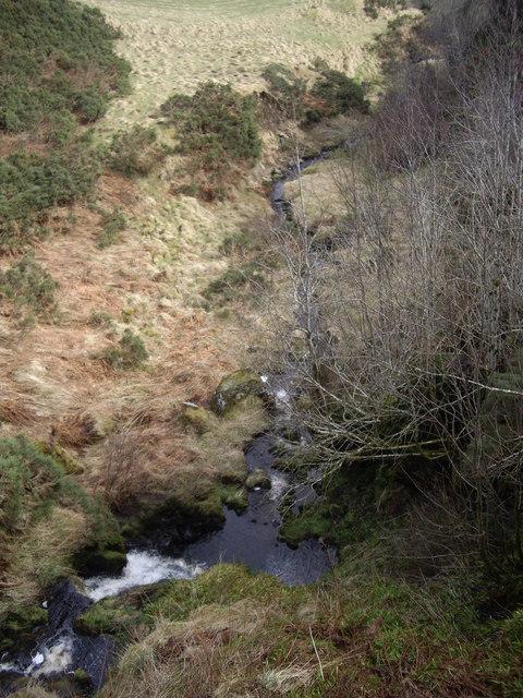 Downstream Linn Burn