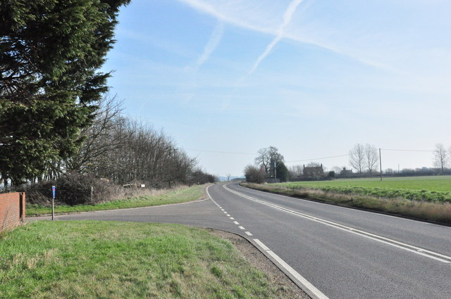 A120 looking east