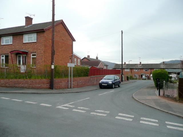 Brampton Close, Ross-on-Wye
