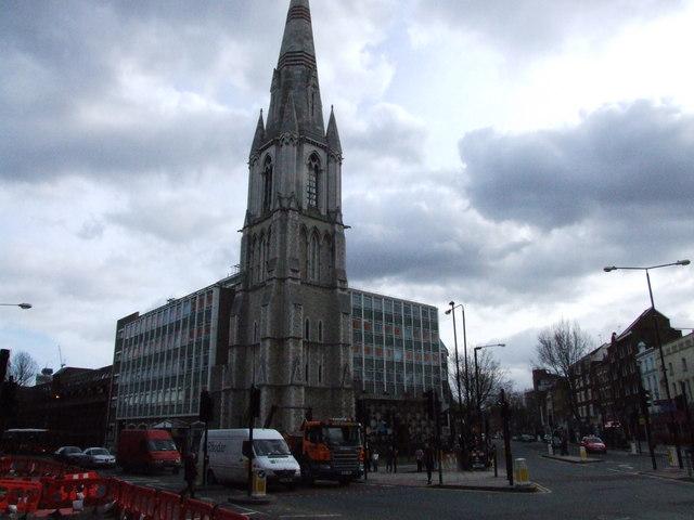 Christ Church & Upton
