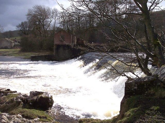 Linton  Upper Weir