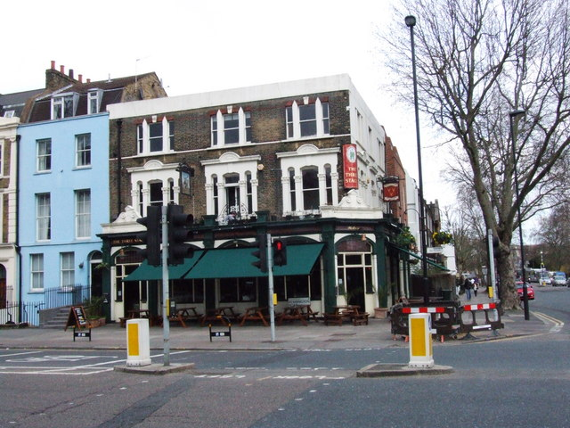 The Three Stags, Lambeth