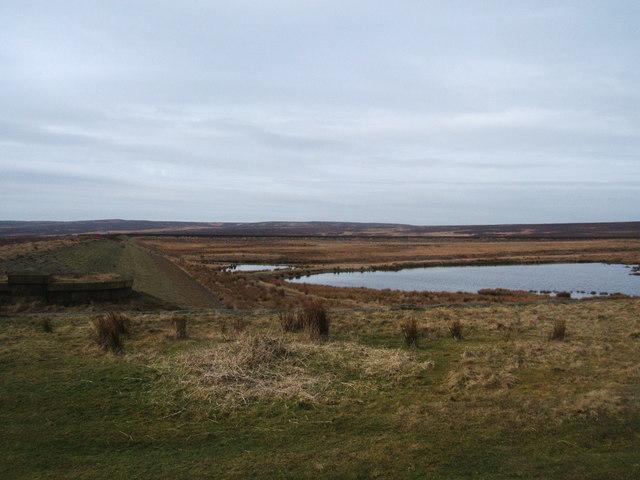 Barbrook Reservoir