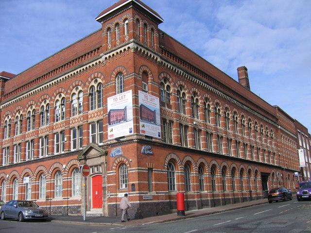 Argent Centre Jewellery Quarter Birmingham