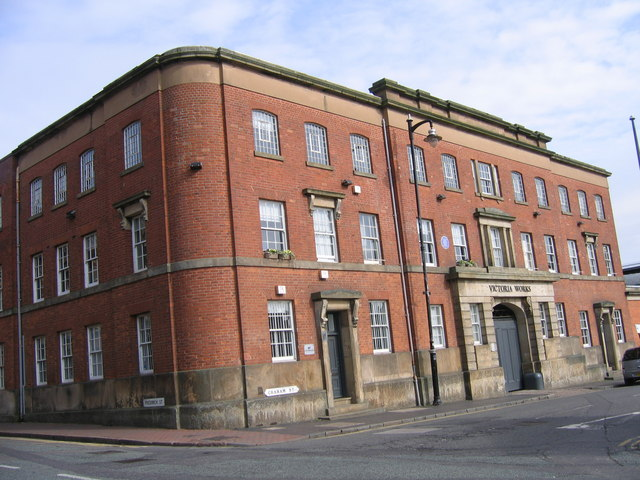 Victoria Works, Jewellery Quarter Birmingham