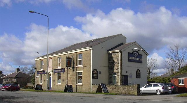 Griffins Head, Burnley Road
